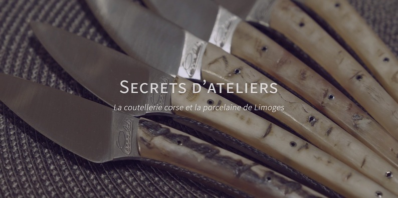 Atout France<br>Les Arts de la Table – Bernardaud & Ceccaldi