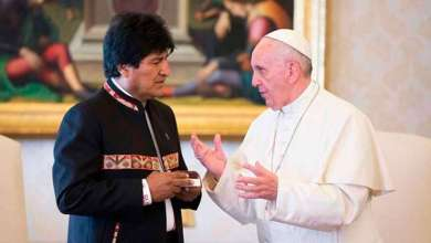 Photo of Evo Morales pidió que la ONU, Europa y el Papa intercedan por la paz