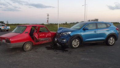 Photo of Accidente fatal en Villaguay: dos autos chocaron y murió una mujer