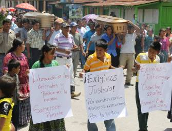 Repression against CODECA: The criminalization oforganization