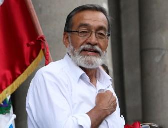 Entrevista con el nuevo alcalde de Xela: Luis Grijalva