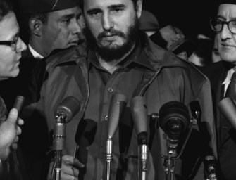 """Fidel"" by Eduardo Galeano"