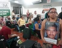 La Caravana de Madres de Migrantes Desaparecidos contextualiza a la caravana de migrantes hondureños