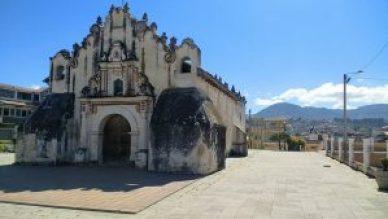 Iglesia de la Ermita de la Concepción - Salcajá