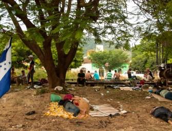 Éxodo Migrante: La caravana