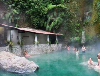 3 Great Volcanic Baths and Saunas around Xela