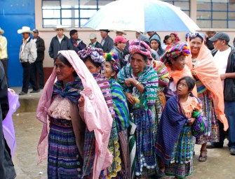 Obstacles and Challenges of Political Participation of Women in Guatemala