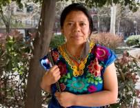 Pesadillas del pasado y el presente, sueños de futuro: Lolita Chávez, lideresa maya en el exilio