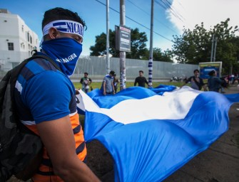 Outline of the Conflict in Nicaragua
