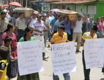REPRESIÓN CONTRA EL BUEN VIVIR. La lucha de los defensores de derechos humanos