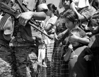 ¡No más niños soldado como herramienta de guerra!