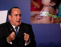 Gobierno de Guatemala dice ser «provida» pero recorta fondos para prevenir mortalidad y desnutrición infantil