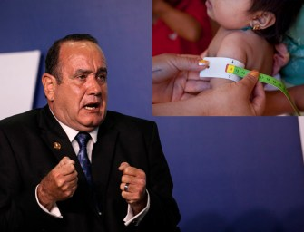 Guatemalan government claims to be pro-life, but cuts funding for prevention of mortality and malnutrition