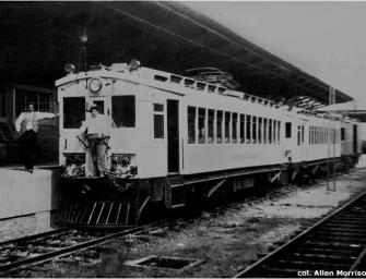 """LOS ALTOS RAILWAY"" The Altenses dream that became a reality"