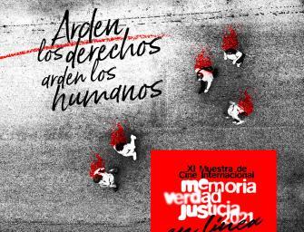 XI Muestra de Cine Internacional «Memoria Verdad Justicia» estará realizandose del 23 de abril al domingo 2 de mayo