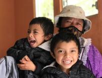 32 Volcanes: Combatiendo la desnutrición de las familias vulnerables en Guatemala
