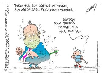 Caricaturas de Filóchofo sobre realidad nacional | Parte 8