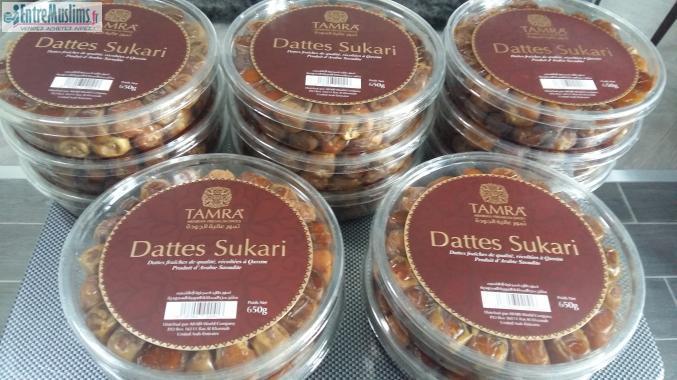 Dattes Sukari EntreMuslimsfr