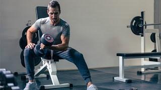 Entrenadores personales en Madrid para musculación