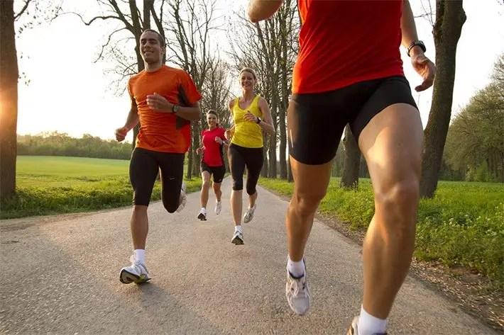 Cómo preparar una media maratón para intermedios