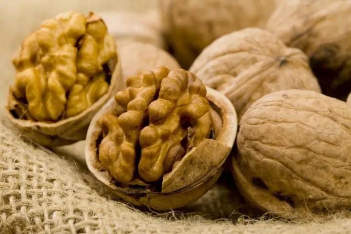 nueces sin colesterol