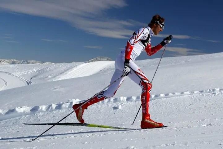 síntesis de ATP en el esquí de fondo