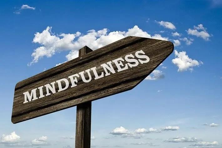 mindfulness como técnica de meditación