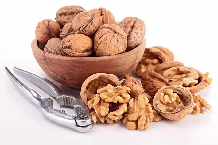 Beneficios para la salud de comer nueces