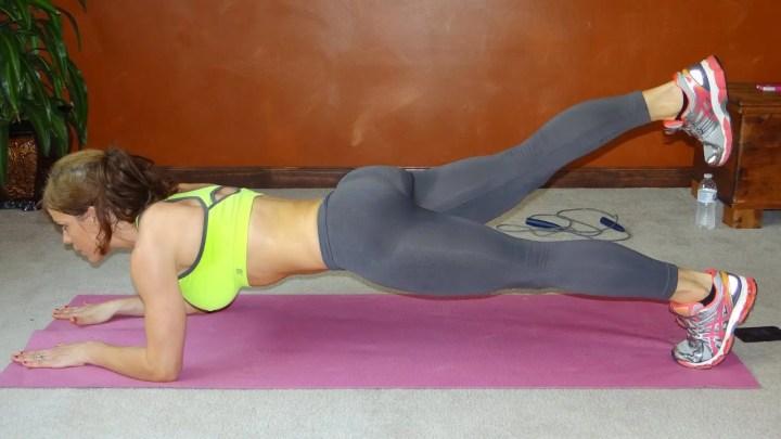 Planchas para fortalecer tu núcleo y evitar lesiones