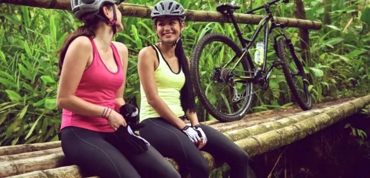 adelgazar yendo en bicicleta