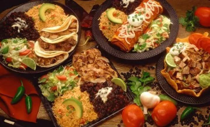 alimentos que contienen sal