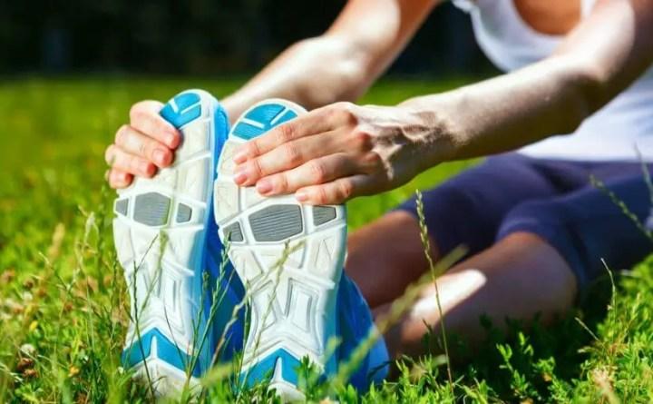 relaja la tensión muscular luego de practicar trail running