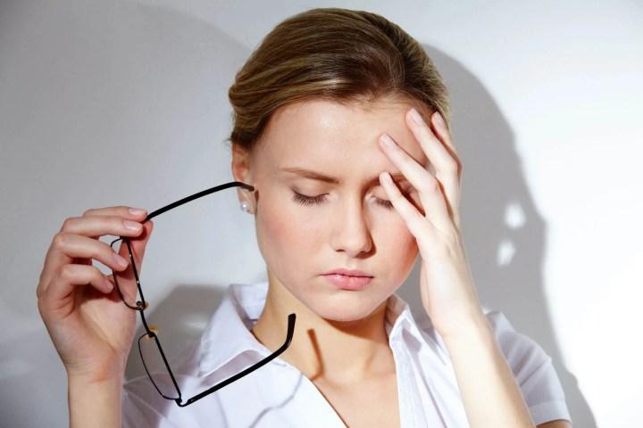 estrés como consecuencia de la falta de sexo