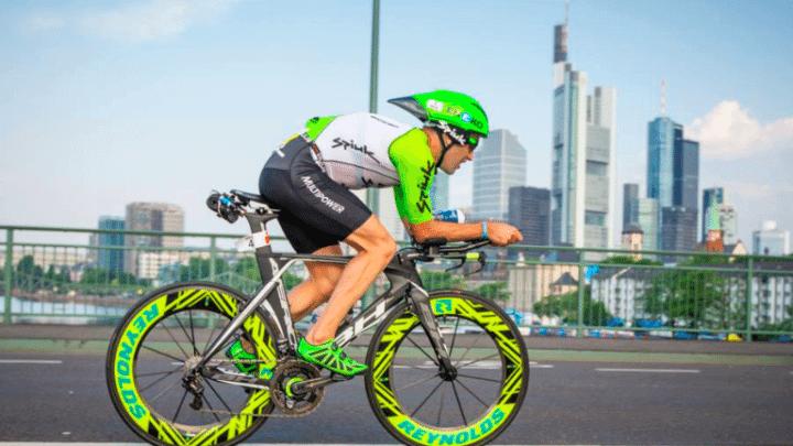 Dolor en la entrepierna por montar en bicicleta