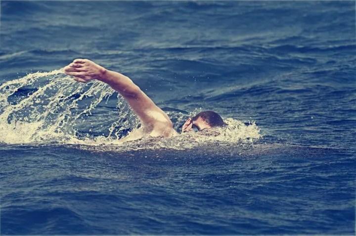 Cómo preparar una competición en aguas abiertas