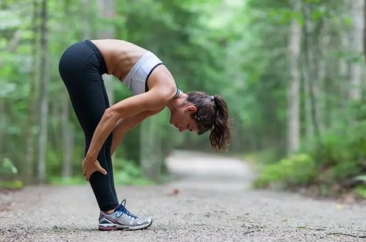 Mejores estiramientos antes de correr