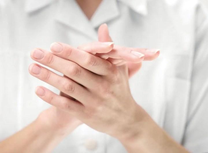 No tener las manos frías al dar un apretón de manos
