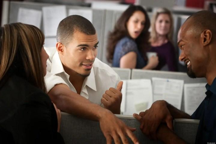 Las relaciones de enemistad en tu trabajo pueden perjudicarte