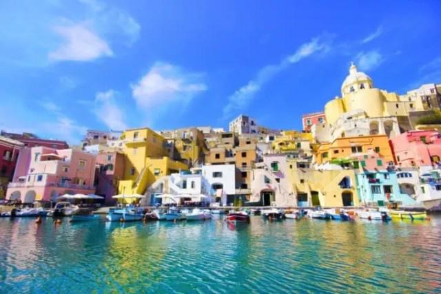 Islas italianas poco conocidas por los turistas