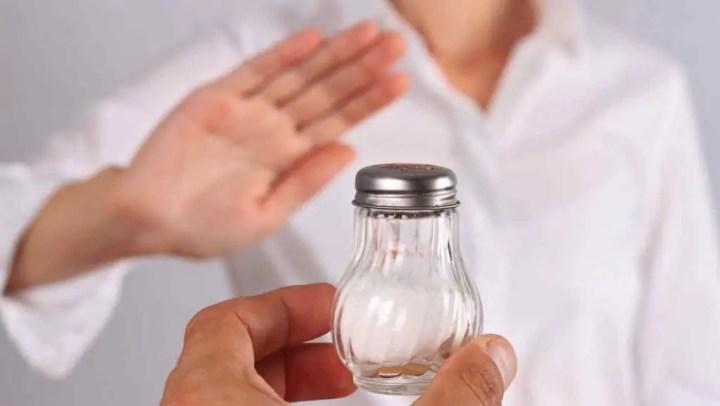 Todo el mundo necesitamos ingerir sal