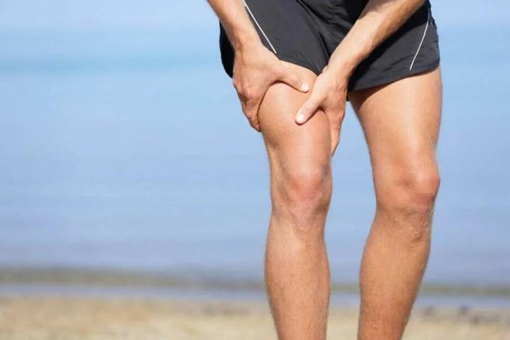 Las peores cosas que puedes hacer con músculos doloridos