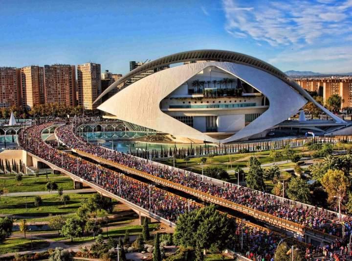 Mejores maratones para disfrutar en familia