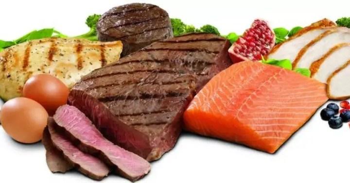 ¿Puede la proteína ayudarte a reducir de peso?