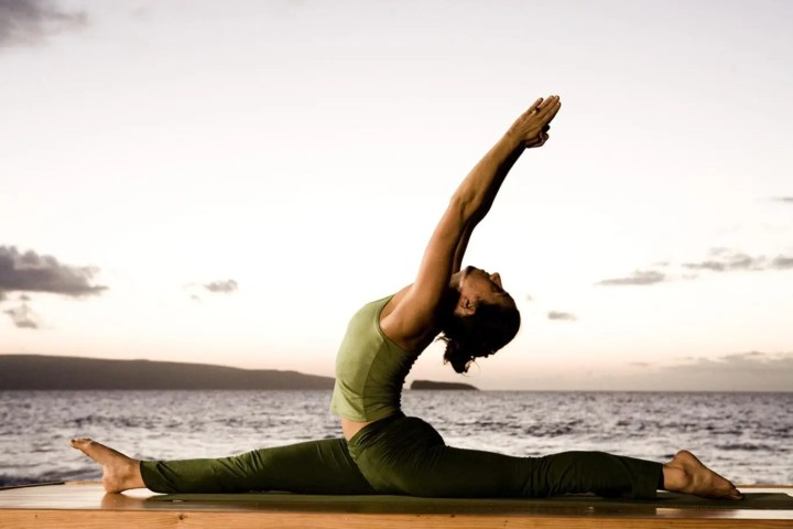 El yoga es ideal para reducir el estrés