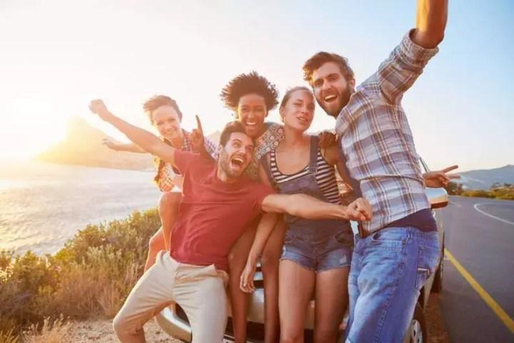 Pasar tiempo con tus amigos es un buen hábito