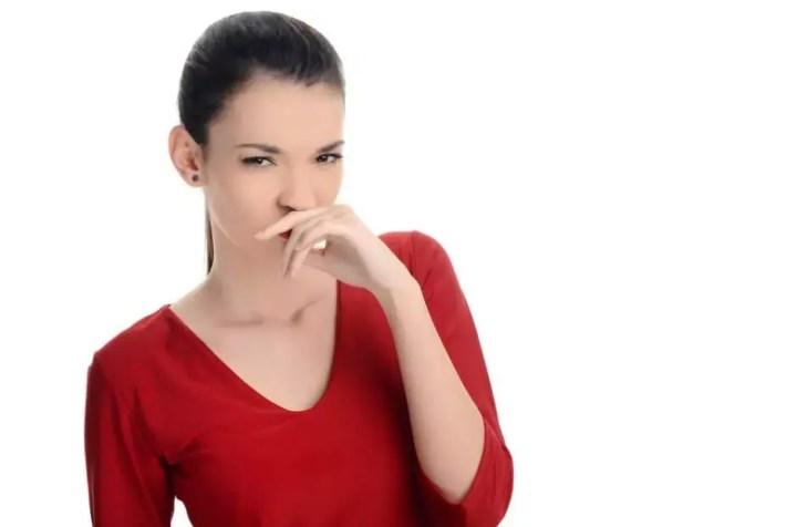 Olores muy intensos o desagradables dan una mala impresión