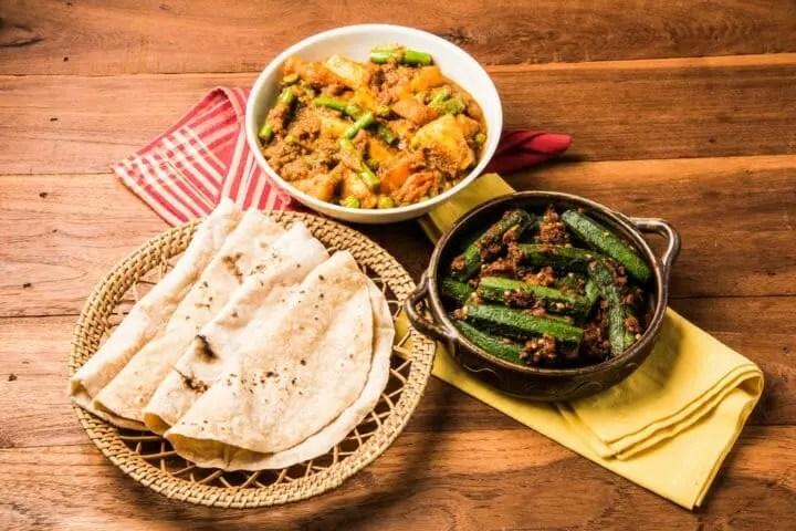 plan de dieta para una semana india