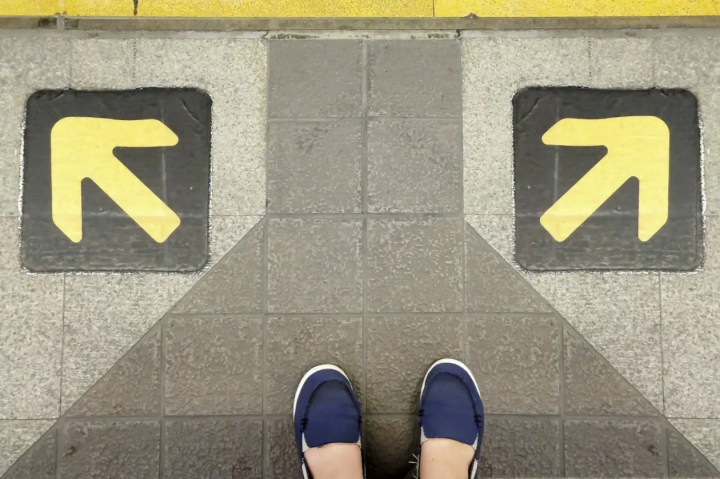 Limitar tomas de decisiones para prevenir ansiedad
