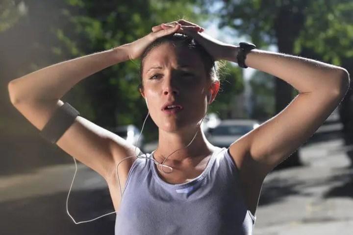 Entrenar para una maratón puede implicar sentir nervios