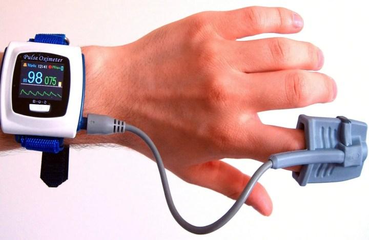 Función del oxímetro de pulso en atletas de resistencia